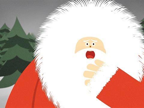 Motion Design, Illustration & Animation - Frohe Weihnachten